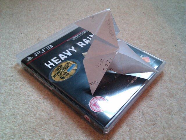 Heavy Rain Interactive Sex scene! target=
