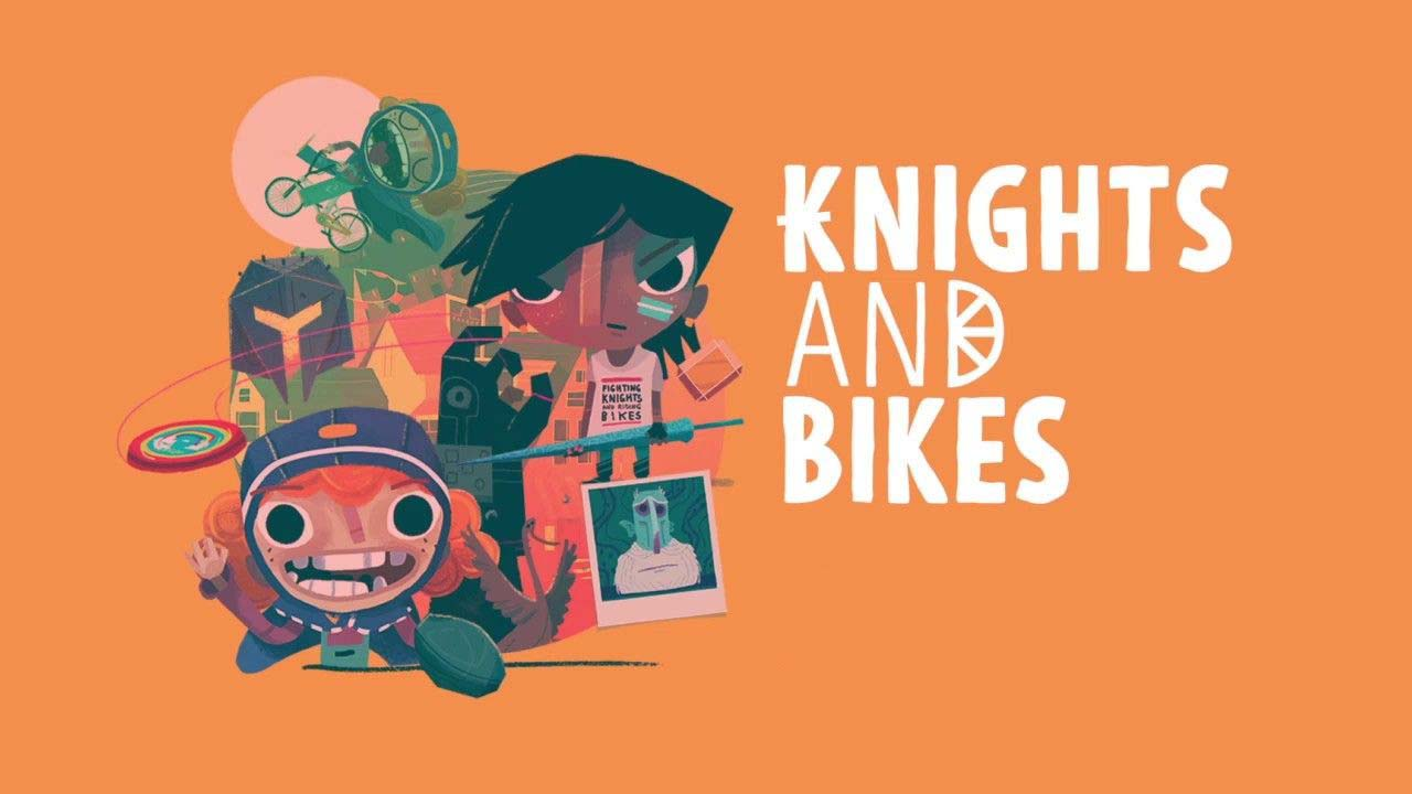 Cassettes And Thunder – The Sound Of Knights And Bikes