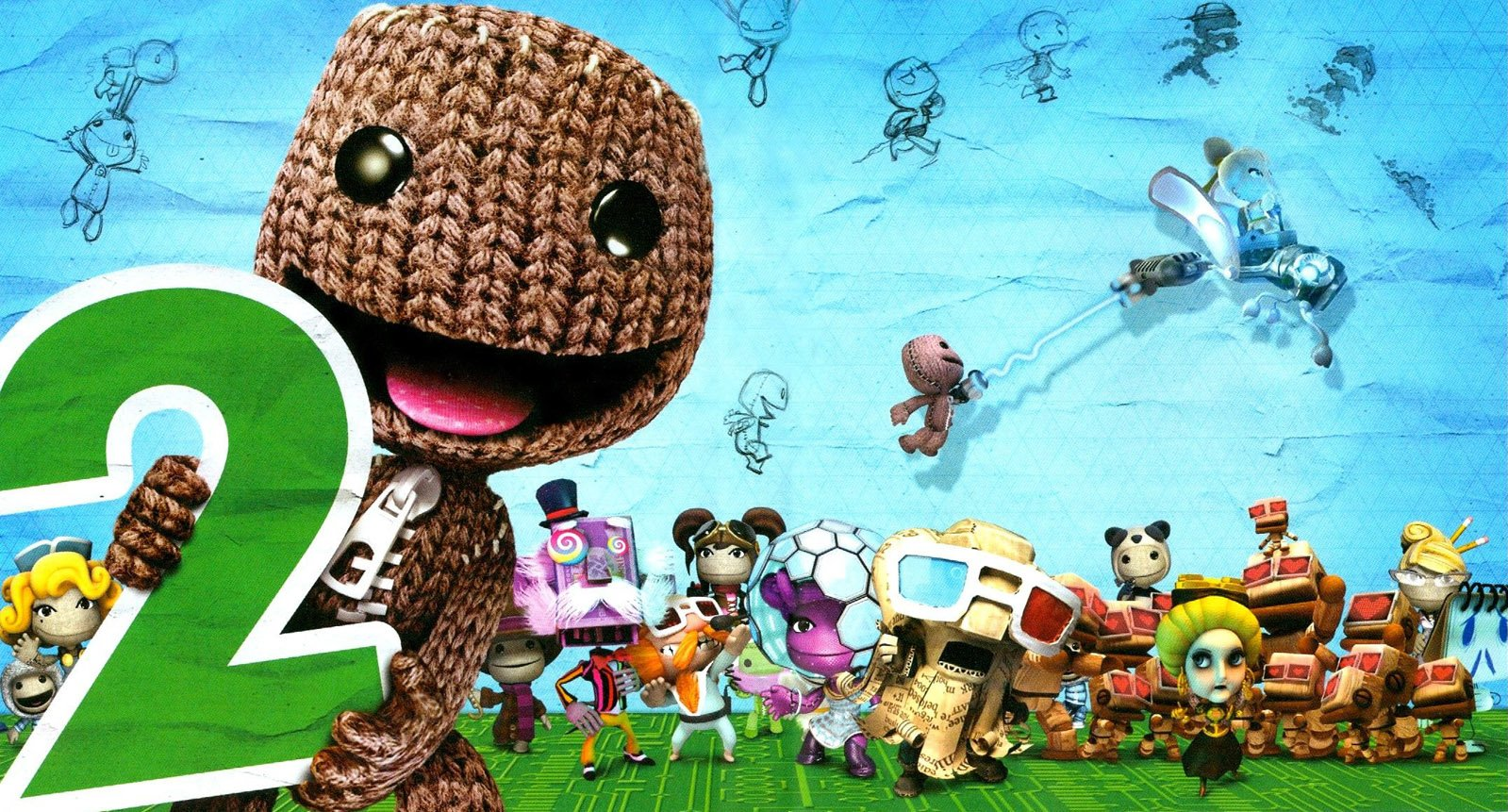 LittleBigPlanet 2 Soundtrack 10th Anniversary